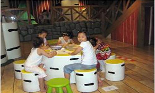 口袋屋室内儿童乐园